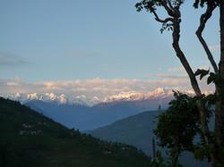 Beautiful Himalayan Mountains