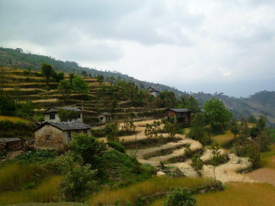 Village view, Lower Solu Khumbu