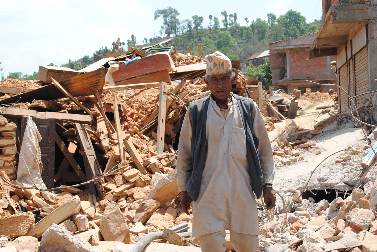 In the wake of Nepal's Earthquake