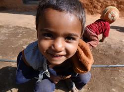 Smiles in Nele Village, Nepal