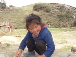 Smiles in Nepal