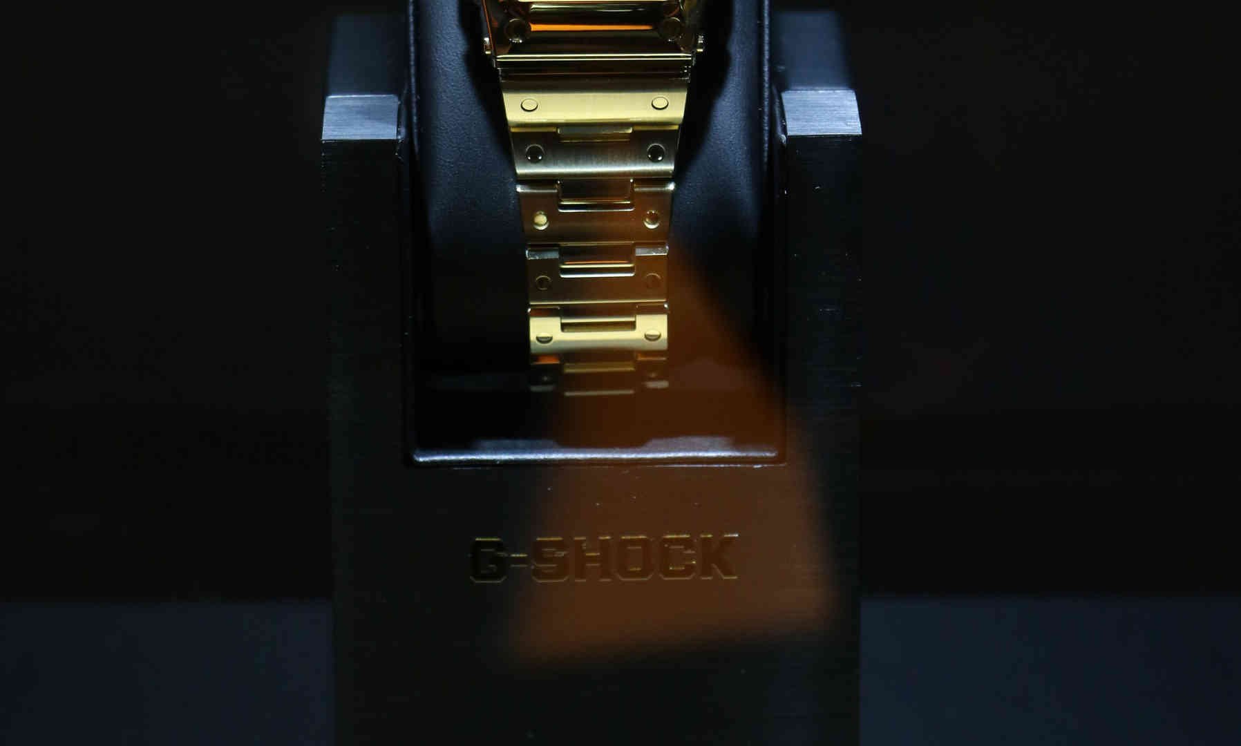 G-Shock 2015 Pure Gold Edition