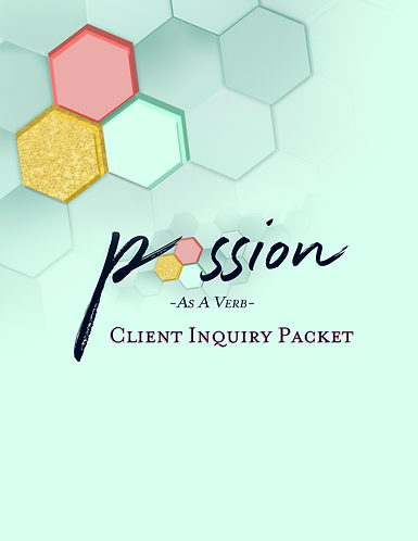 Client Inquiry Packet