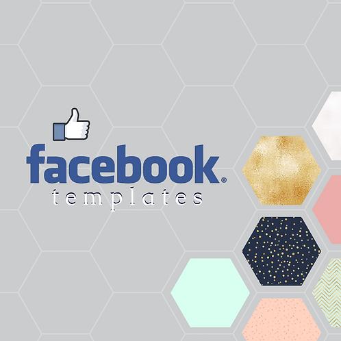 Facebook Template Pack