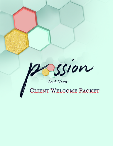 Client Welcome Packet