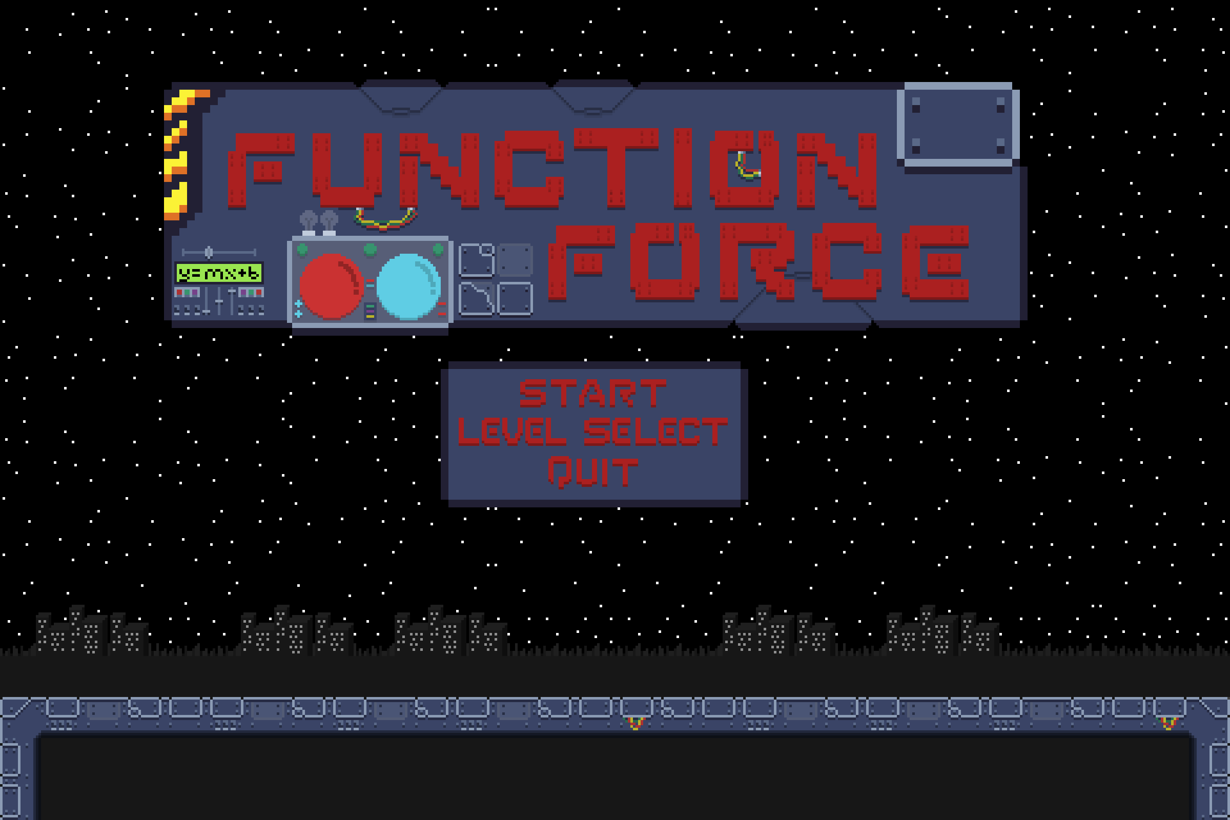 Function Force Title Mock