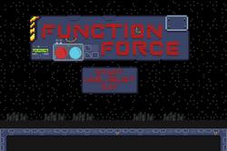Function Force Title Mock