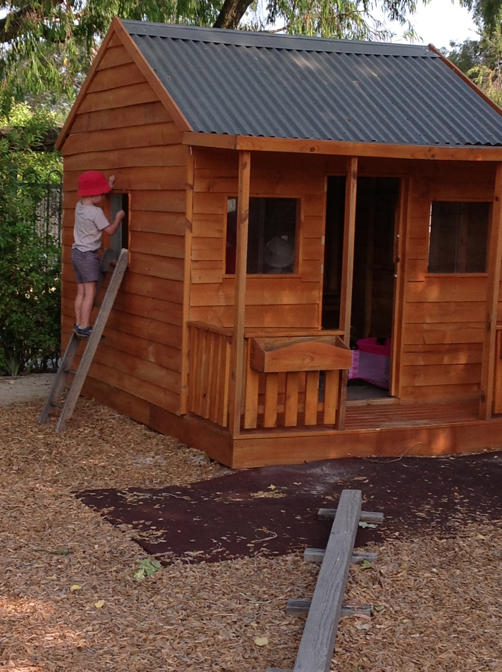 Our Cubby House