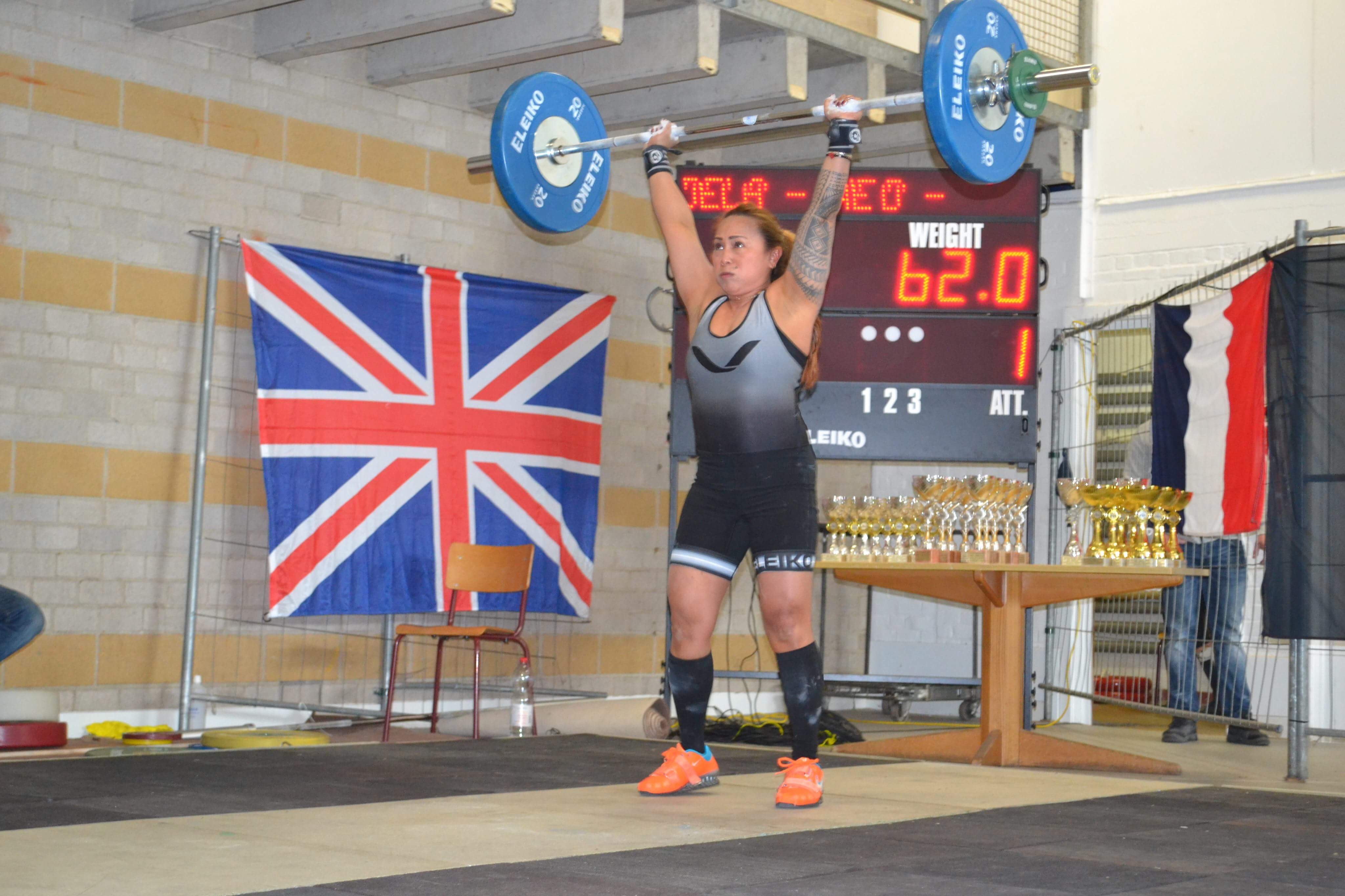 Gewichtheffen en powerlifting