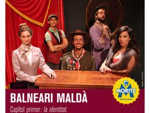 BALNEARI MALDÀ a El Maldà.