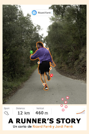 A Runner's Story, finalista al festival de cortos Notodofilmfest