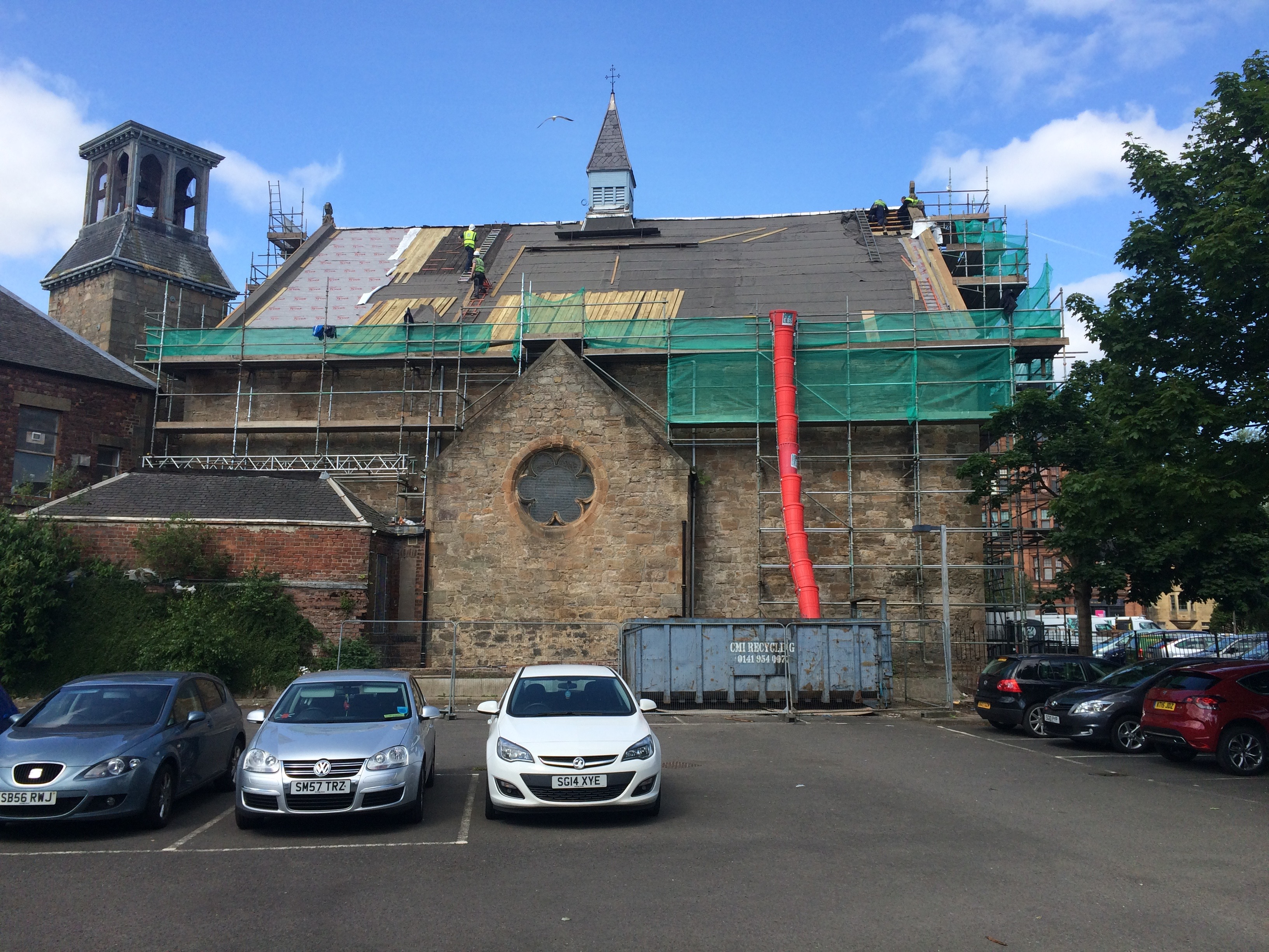 roof underway 4
