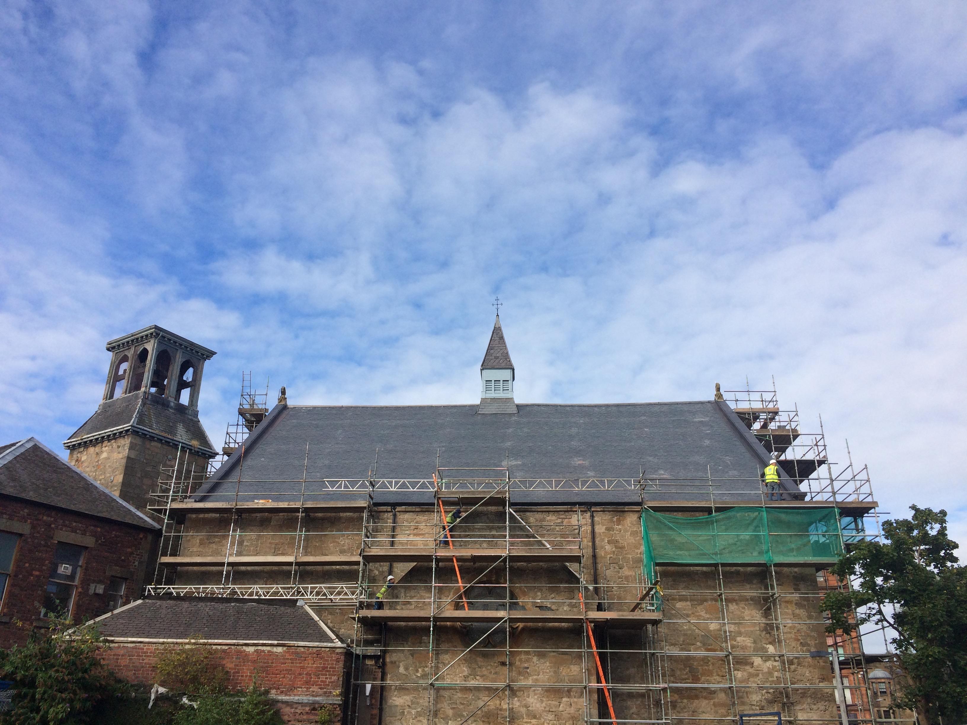 roof underway 3