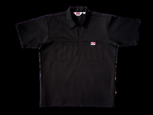 Ben Davis Zip Shirt