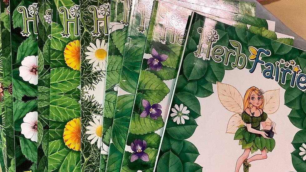 Set of 13 Herb Fairie Books