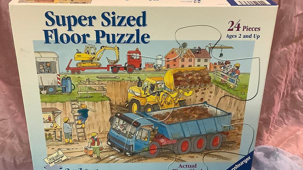 GU Floor Puzzle 24pcs