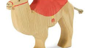Ostheimer Camel with saddle