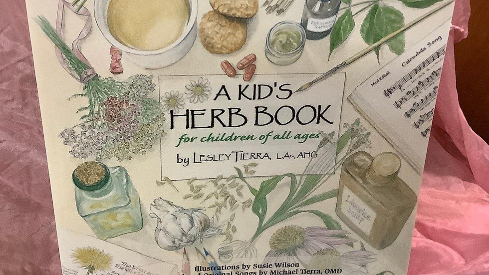 GU A Kid's Herb Book