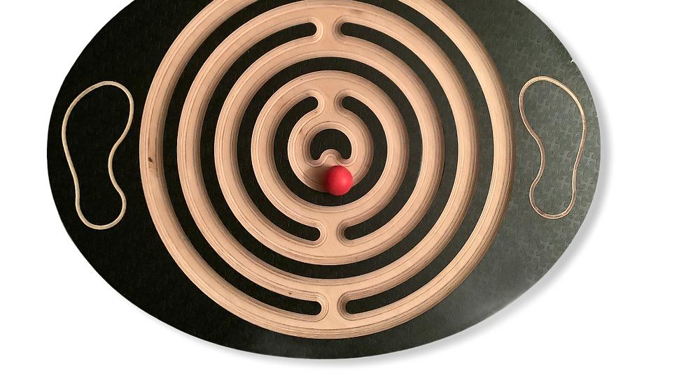 GU Challenge & Fun Labyrinth Balance Board