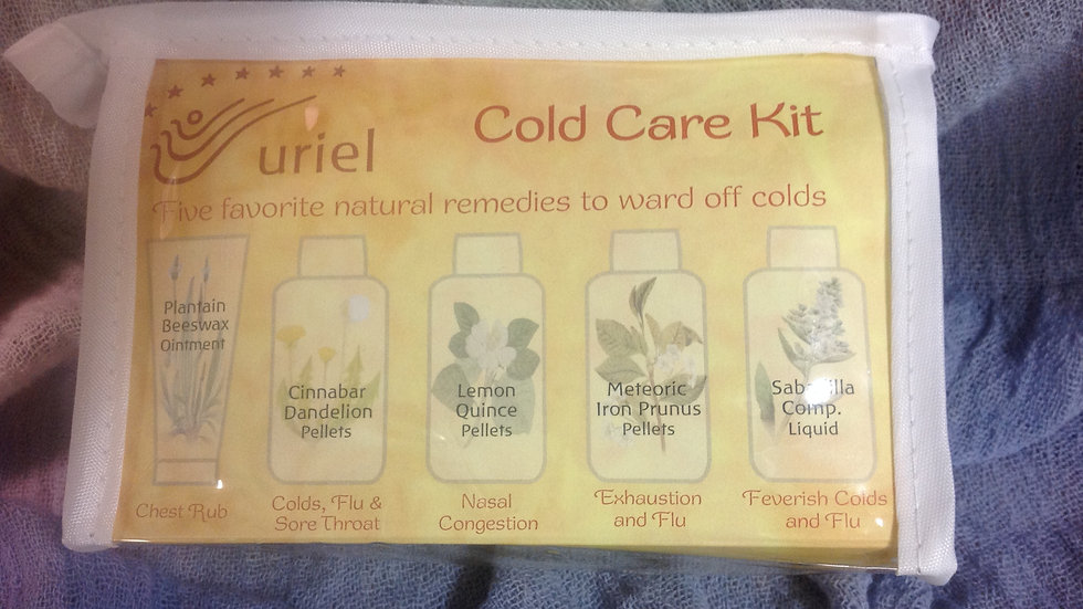 Uriel Cold Care Kit