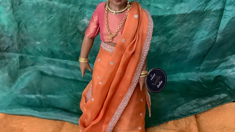 AG Girl of Many Lands India