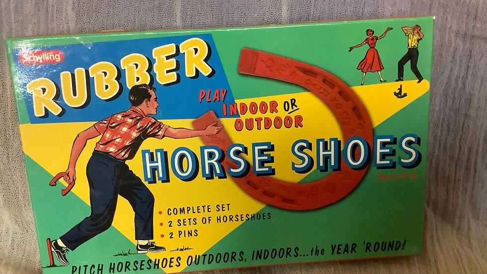 Rubber Horse Shoes GU