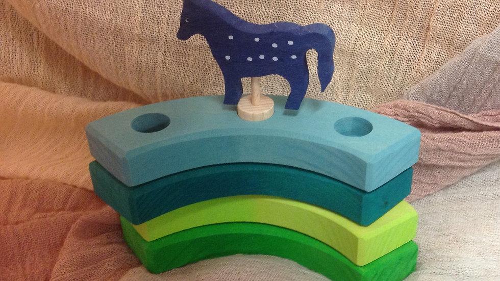 Grimms Blue Horse