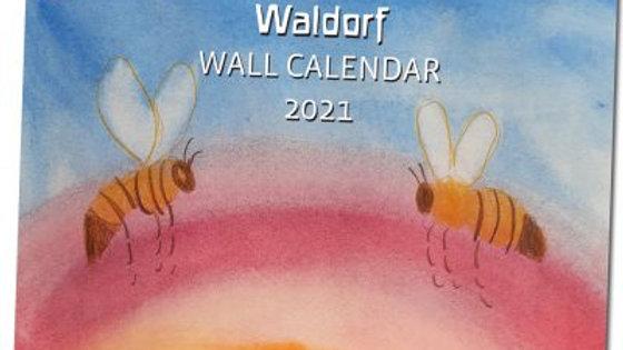 Waldorf 2021 Wall Calendar