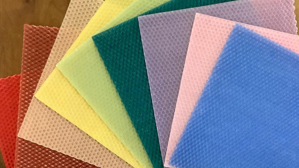 Beeswax Honeycomb sheet