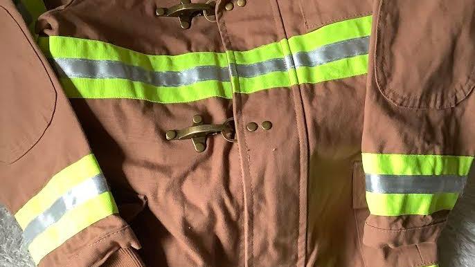Kids Fireman jacket 4/6