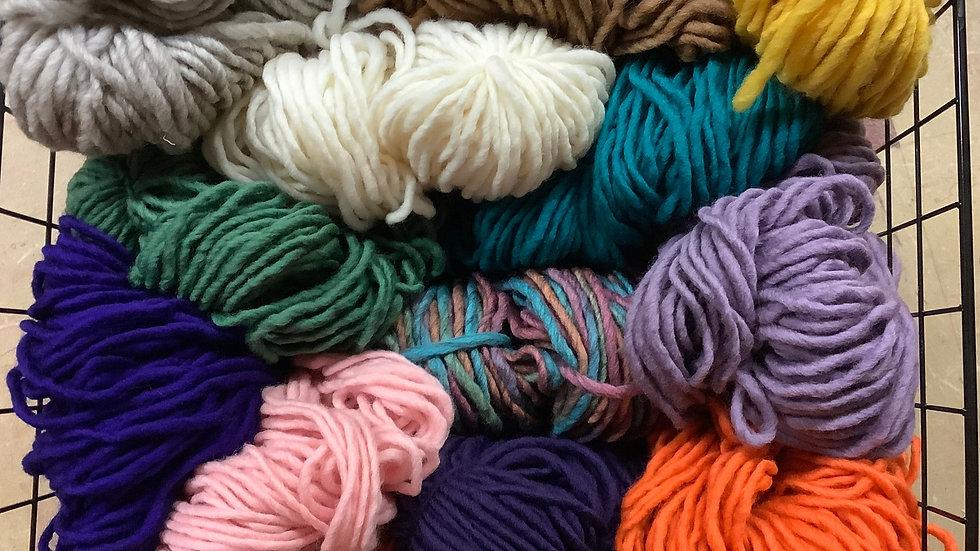 Lana Loft Bulky wool yarn