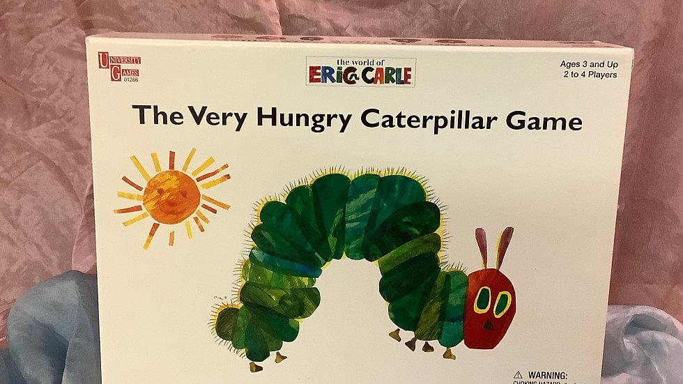 GU Hungry Caterpillar game