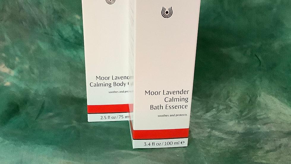 Dr. Hauschka Moor Lavender Calming Bath