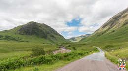 Glen Etive - A faire et à voir dans le Glencoe et sa région en Ecosse. Visiter le Glencoe avec A Kiss from UK, le guide & blog du voyage en Ecosse.
