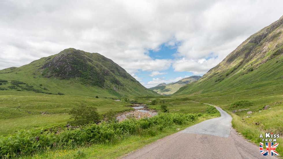 Le Glen Etive - Quand partir en Ecosse ?Comment préparer son voyage en Ecosse? - A Kiss from UK, le blog du voyage en Ecosse, Angleterre et Pays de Galles.