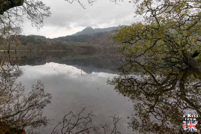 Les Trossachs en Ecosse - 10 régions idéales pour visiter la Grande-Bretagne loin des foules - Visiter l'Angleterre, l'Ecosse et le Pays de Galles loin des sentiers battus et des endroits trop touristiques