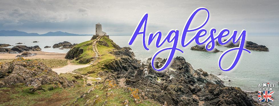 Que voir absolument sur l'île d'Anglesey au Pays de Galles ? Visiter Anglesey avec A Kiss from UK, le blog du voyage en Ecosse, Angleterre et Pays de Galles.