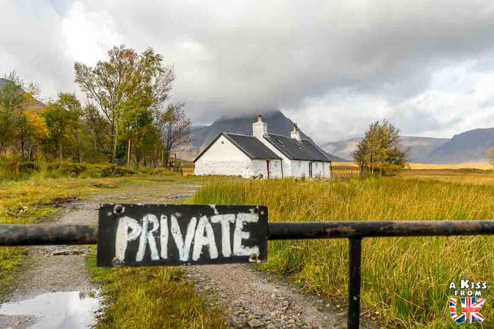 Black Rock Cottage - A faire et à voir dans le Glencoe et sa région en Ecosse. Visiter le Glencoe avec A Kiss from UK, le guide & blog du voyage en Ecosse.