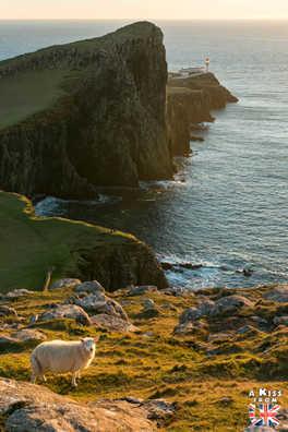Neist Point - Que faire et que voir sur l'île de Skye en Ecosse ? Visiter les plus beaux endroits de l'île de Skye avec notre guide complet.