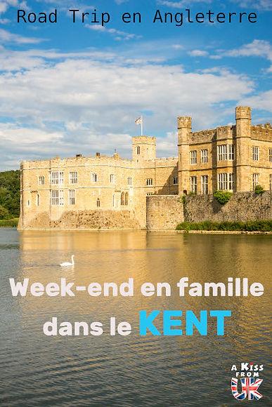 Découvrez un itinéraire de deux jours pour découvrir en famille le Kent, cette région bucolique du sud-est de l'Angleterre appelée aussi The Garden of England.