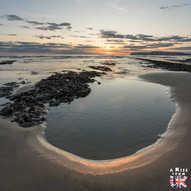 Compton Beach - Que faire sur l'île de Wight en Angleterre ? Visiter les plus beaux endroits à voir sur l'île de Wight