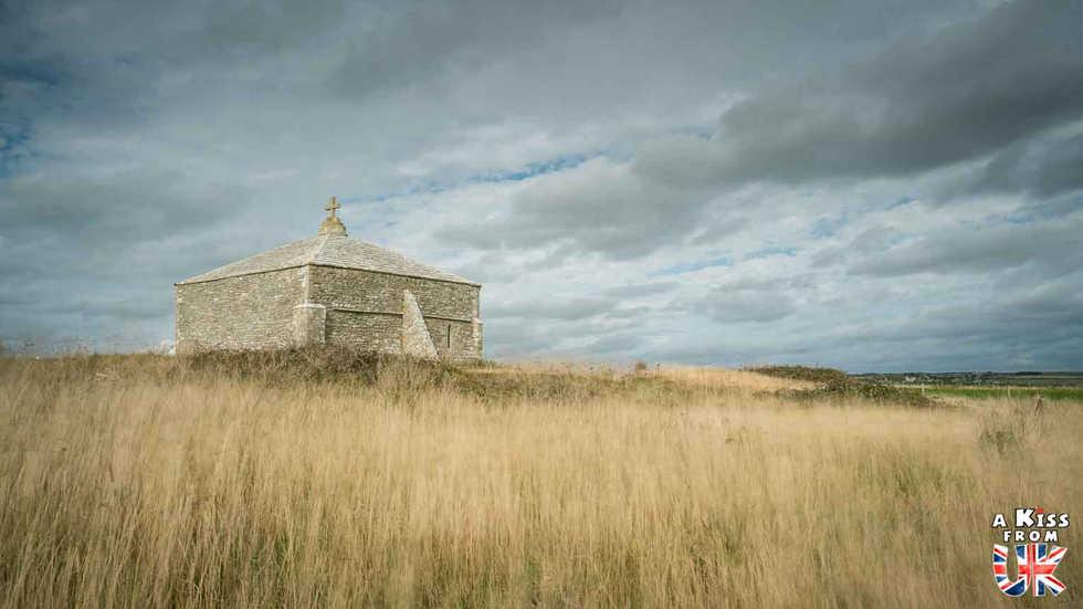 St Aldhem's Chapel - Que faire dans le Dorset en Angleterre ? Visiter les plus beaux endroits à voir dans le Dorset et la Jurassic Coast avec notre guide complet.