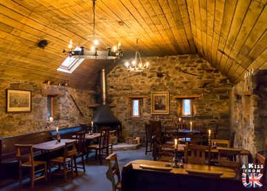 the Old Inn près de Castle Stalker à Appin - A faire et à voir dans le Glencoe et sa région en Ecosse. Visiter le Glen Coe avec A Kiss from UK, le guide & blog du voyage en Ecosse.
