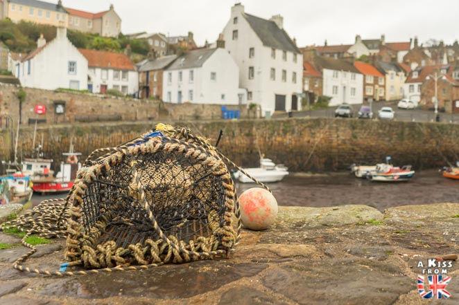 Le village de Crail dans le Fife en Ecosse - Découvrez les 30 plus beaux villages de Grande-Bretagne. Le classement des plus beaux villages d'Angleterre, d'Ecosse et du Pays de Galles par A Kiss from UK