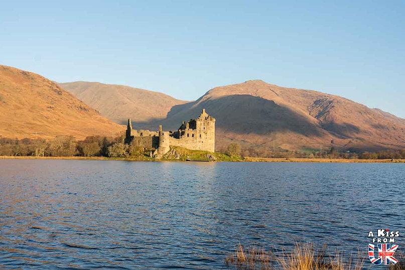 Kilchurn Castle - 50 endroits à voir absolument en Ecosse – Découvrez les lieux incontournables en Ecosse et les plus beaux endroits d'Ecosse à visiter pendant votre voyage | A Kiss from UK