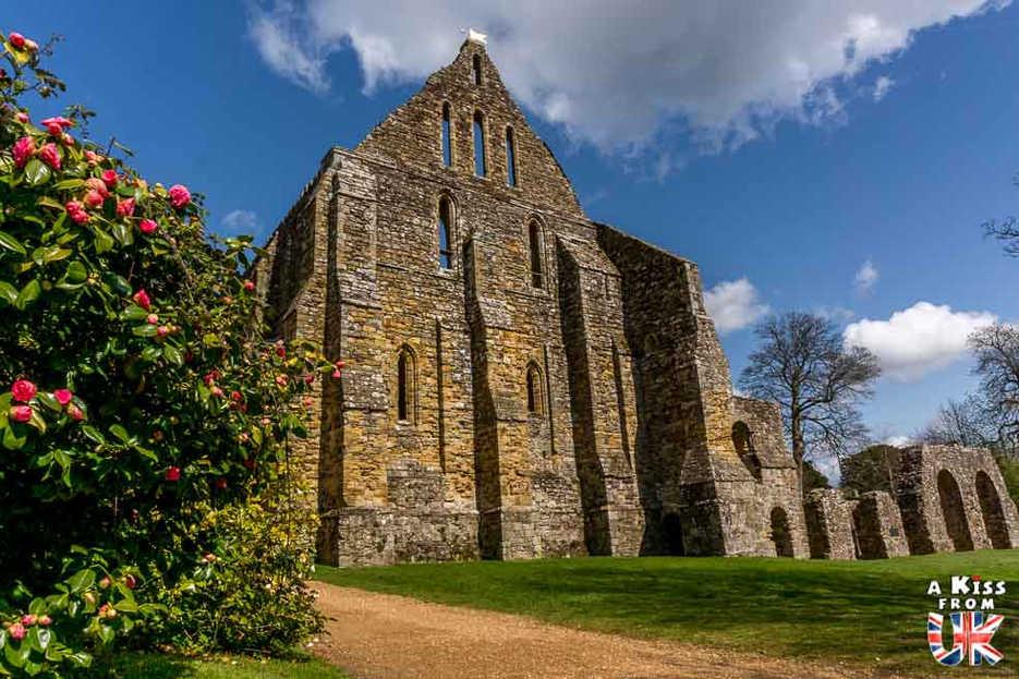 Battle Abbey - Que voir absolument dans le Sussex en Angleterre ? Visiter le Sussex  et ses plus beaux endroits avec A Kiss from UK, le guide et blog du voyage en Ecosse, Angleterre et Pays de Galles.