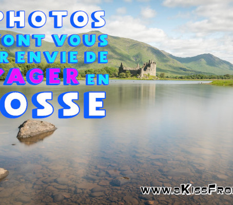50 photos qui vont vous donner envie de voyager en Ecosse !