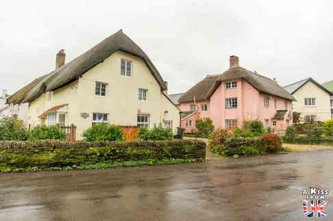 Winsford - Que voir dans le Parc d'Exmoor en Angleterre ? Visiter Exmoor avec A Kiss from UK, le guide & blog du voyage en Ecosse, Angleterre et Pays de Galles.