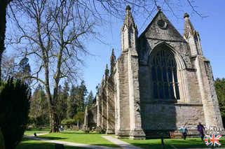Dunkeld - Road Trip de 8 jours en Ecosse à l'automne - A Kiss from UK, guide et blog voyage sur l'Ecosse, l'Angletere et le Pays de Galles