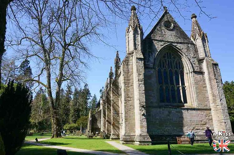 Dunkeld - Les choses à faire et les lieux à voir dans le Perthshire en Ecosse - Visiter le Perthshire avec A Kiss from UK, le blog du voyage en Ecosse.
